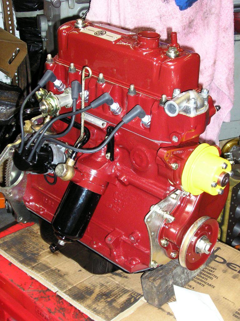 MGB parts   SH Engineering
